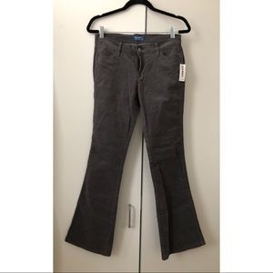 Brand New Old Navy Flared Corduroy Pant